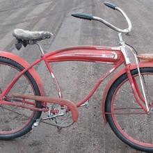 1940 Elgin Special Deluxe Ballooner Bike