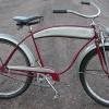 1948 Hawthorne DeLuxe Tank Ballooner Bike