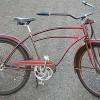 1941 Western Flyer Ballooner Bike, Huffman made