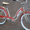1950s Ladies Hiawatha CWC Balloon Tire Bike