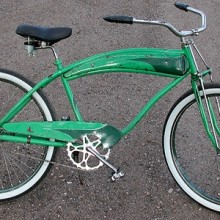 1940 Shelby SUPREME Ballooner Bike