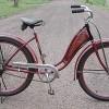 1937 Antique Schwinn Speedway Hollywood Ballooner Bicycle
