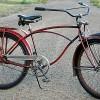 Antique 1940 AS Schwinn Packard Auto-Cycle Ballooner Bike B6