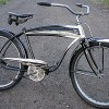 1952 CWC Cleveland Welding Roadmaster Tank Cruiser Bicycle