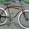 1941 Vintage Shelby Built Cadillac Rat Rod Ballooner Bicycle