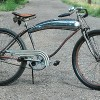 1940 Shelby Built Gambles Hiawatha Rat Rod Ballooner Bicycle