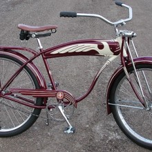 1948 Arnold Schwinn Ace DX Bicycle
