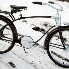 1939 Sears Elgin Twin 20 Bicycle