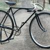 1920′s Iver Johnson Truss Bridge Track Road Racer Bicycle