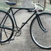 1920's Iver Johnson Truss Bridge Track Road Racer Bicycle