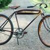 Bad Ol Antique Triumph Excelsior Rat Rod Motorbike Bicycle