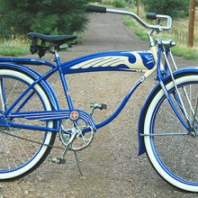 1941 Prewar Arnold Schwinn & Co built Henderson DX Bicycle