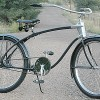 1938 Prewar Sears Elgin Twin 20 Ballooner Cruiser Bicycle