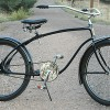 1939 Prewar Elgin Twin Bar Vintage Ballooner Cruiser Bike