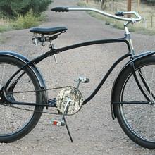 1939 Prewar Elgin Twin Bar Vintage Ballooner Cruiser Bike