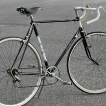 1953 J.C. Parkes Magpie Lightweight Vintage Racing Bicycle
