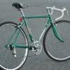 Vintage 1960 Schwinn Radiant Green 8 Speed Varsity Road Bike