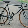 Vintage 1934 Schwinn Liberty Racer Wood Wheel Track Bicycle