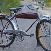 1941 Vintage Iver Johnson Super Mobike Ballooner Bicycle