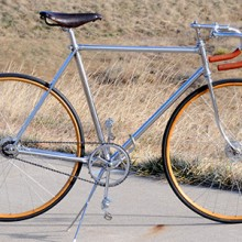 Vintage 1938 Schwinn Paramount Fixed Gear Track Bicycle