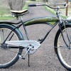 1949 Vintage Manton & Smith Golden Zephyr Bike - Lok Bicycle