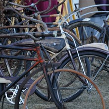 Lux Low Winter 2015 Antique Bike Swapping & Social Road Trip