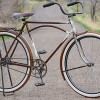 Antique Schwinn Built Mead Ranger Arch Bar Cruiser Bicycle