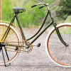 1898 Antique Ladies Gendron Built Reliance Wood Wheel Bike