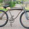 Vintage Elgin Pope Columbia Rusto Rat Rod Cruiser Tank Bicycle