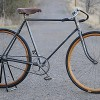 Antique 1911 Rambler Roadster Racer Wood Wheel Bicycle