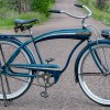 1941 Firestone Bull Nose Cruiser Prewar Colson Tank Bicycle $2300