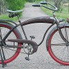 1941 Colson Imperial GrillNose Prewar Rat Rod Cruiser Bicycle