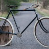 1899 Columbia / Pope Model 59 Shaft Drive Wood Wheel Bicycle $2000