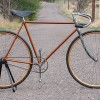 Vintage Iver Johnson Chater Lea Racer Fixed Gear Track Bike