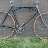 Vintage Iver Johnson Special Truss Bridge Road Racer Bicycle