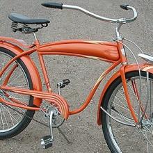 1940s CWC Wards Hawthorne Ballooner Bike