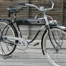 1939 Wards Hawthorne Zep Ballooner Bike, The One That Got Away!