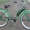 1941 Antique Ladies Firestone Bullnose Cruiser Bicycle