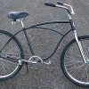 The Deibo: Lux Low's Recycled Vintage Schwinn Cruiser Bike $400