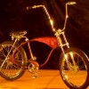 2004 Lux Low Wasp Chopper Bicycle