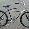 1940 Antique Schwinn Admiral Straightbar Ballooner Bicycle