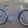 1948 Antique Schwinn Ladies Ballooner Cruiser Bicycle