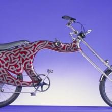 1996 Luxury Lowrider Tribal Chopper Bicycle