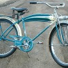 1938 Columbia Superb C9T Special Motobike Ballooner Bicycle