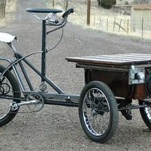 2010 Lux Low Trike of Boom Custom Tricycle Music Bike $4500