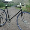 Antique Prewar Schwinn Superior Fixed Gear Racer Bicycle