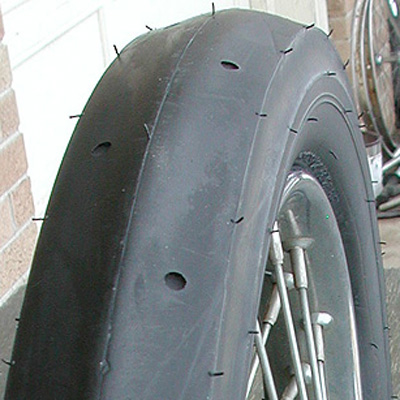 Tire: Big 20″x 3″ Stingray Chopper Muscle Bike Slick Tire
