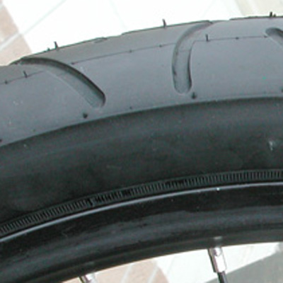 Tire: 24″x 2.10″ City Slick Chopper Cruiser Bicycle Tire