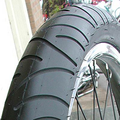 Tire: 24″x 3″ City Slick Chopper Cruiser Bicycle Tire