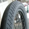 Tire: Mega Slick 24″x 3″ Chopper Cruiser Bicycle Tire